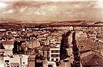 1940~. Villena. Avenida de la Constitución hacia el N.jpg