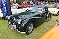1954 Triumph TR2 Roadster (16152184310).jpg
