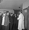 1957 Visite du ministre de l'agriculture Mr ANDRE DULIN au CNRZ-26-cliche Jean Joseph Weber.jpg