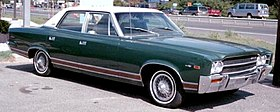 1969 AMC Ambassador SST sedan green-e.jpg