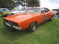 1969 Dodge Charger, the General Lee (8335959203).jpg