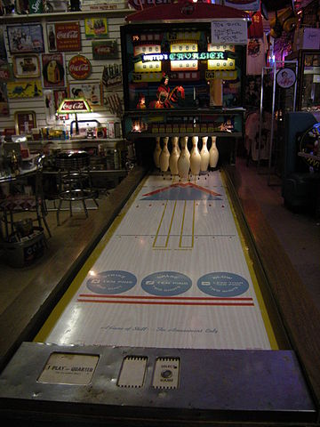 File:1970s coin-op puck bowling game jpg - Wikimedia Commons