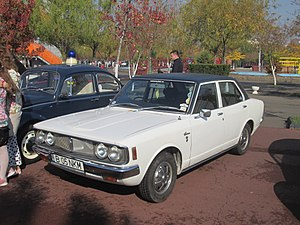 Toyota Corona - Toyopet Corona (RT81) 1700 sedan