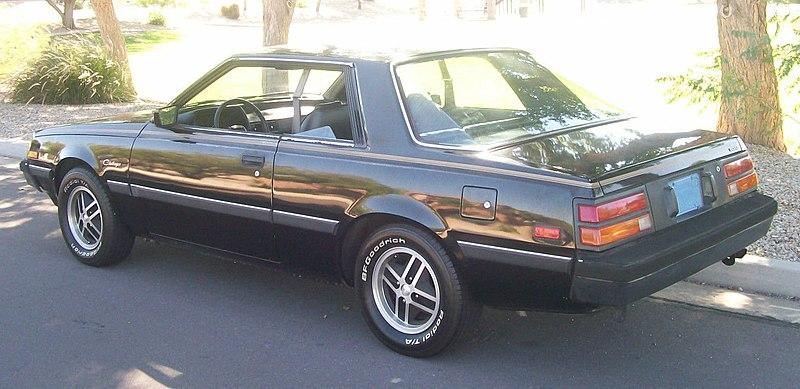 File:1982 Dodge Challenger (all original).jpg