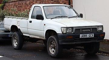 Toyota Hilux Wikiwand