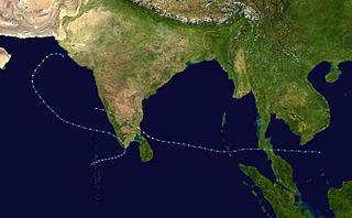 1993 North Indian Ocean cyclone season cyclone season in the North Indian ocean