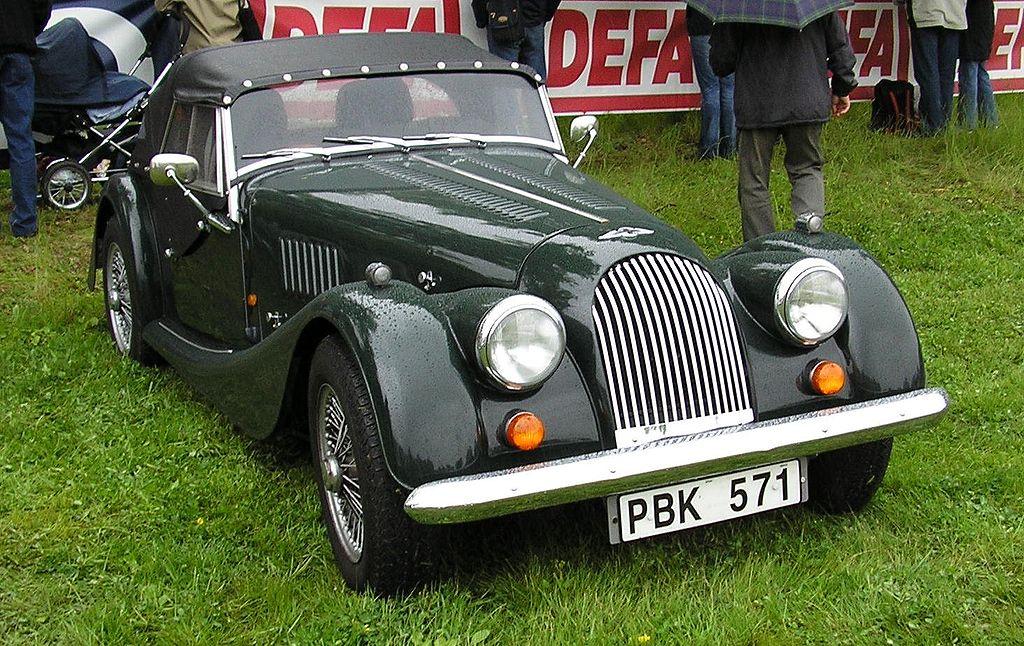 Morgan Car Cover