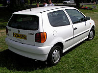 1996 Volkswagen Polo, a popular modern European supermini