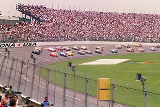 Coke Zero 400 powered by Coca-Cola - The 1996 Pepsi 400 at Daytona