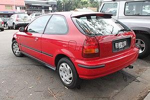 Honda Civic (sixth generation) - Hatchback (pre-facelift)