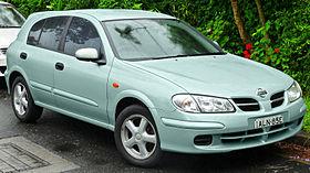 Nissan Almera N16 (5 дверей)