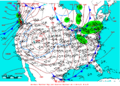 2006-01-05 Surface Weather Map NOAA.png