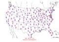 2006-06-01 Max-min Temperature Map NOAA.png