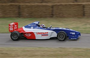 Formula BMW - Greg Mansell at Goodwood