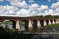 20070719-IMG 2154. Kuldīgas ķieģeļu tilts, perspektīva.jpg