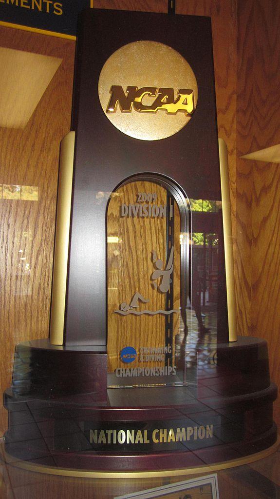 File:2009 Cal Women's Swimming & Diving NCAA Championship