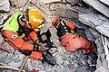 2010년 중앙119구조단 아이티 지진 국제출동100119 몬타나호텔 수색활동 (680).jpg