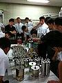 2010년 7월 29일 경기도 용인시 한국소방산업기술원 제16기 소방간부후보생 방문 사진 022 최광모 Kwangmo's iPhone.jpg