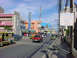 Don Gregorio T. Lluch Avenue (formerly Quezon Avenue)