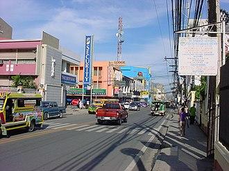 Iligan - Downtown area