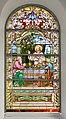 20100324340DR Knobelsdorf (Waldheim) Dorfkirche Bleiglasfenster.jpg