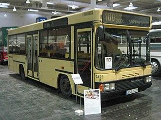 Neoplan N407 - Image: 2010 09 27 Hannover 175102 (8600873810)