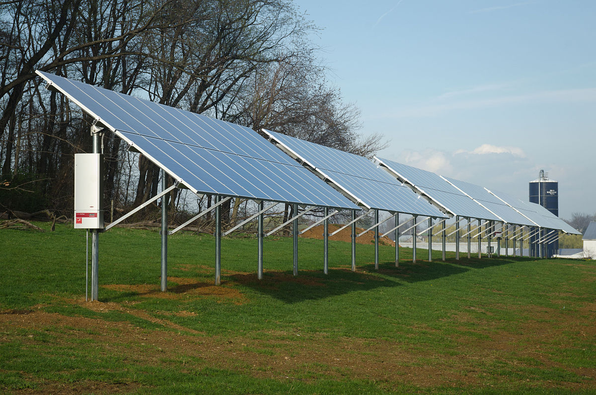 Solar Power In Pennsylvania Wikipedia