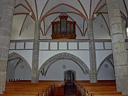 2013.05.04 - St. Georgen am Walde - Pfarrkirche Hl. Georg - 09.jpg