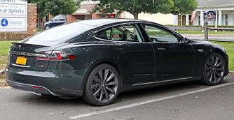 2013 Tesla Model S P85+, rear right.jpg