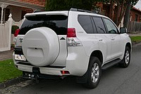 Toyota Prado Kdj150 Facelift Image | Autos Post