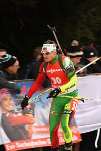 2014-04-01 Biathlon World Cup Oberhof - Mens Pursuit - 30 - Vladimir Chepelin.JPG