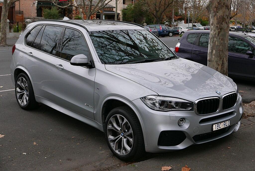 File:2014 BMW X5 (F15) sDrive25d wagon (2015-06-15) 01.jpg ...