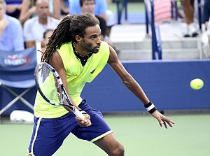Dustin Brown (tennis) - Brown at the 2014 US Open.