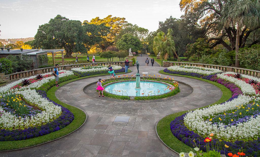 2015-09-13 Royal Botanic Gardens, Sydney - 1