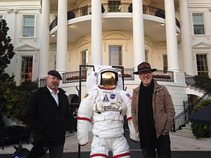 White House Astronomy Night - Image: 2015 White House Astronomy Night with the Myth Busters