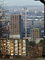 2015 Woolwich, Royal Arsenal Riverside, Cannon Square development 01.jpg
