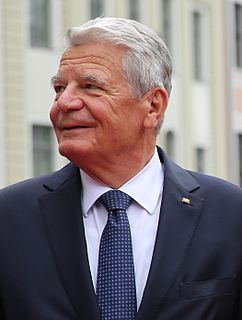 Joachim Gauck German politician