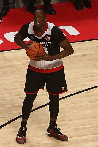 Bam Adebayo - Adebayo playing in the 2016 McDonald's All-American Game
