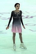 2016 Grand Prix of Figure Skating Final Evgenia Medvedeva IMG 3970.jpg