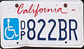 2016 disabled person california registration plate.jpg