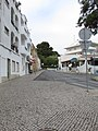 2017-10-20 Looking west along Rua Dr. Diogo Leote, Albufeira.JPG