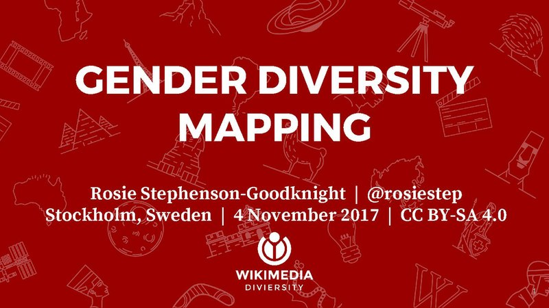File:2017 WikiDivCon plenary - Gender Diversity Mapping.pdf