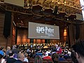 2018-07-06 20 30 05 View of the interior of the Filene Center just before a showing of Harry Potter and the Prisoner of Azkaban with live music at Wolf Trap National Park for the Performing Arts in Wolf Trap, Fairfax County, Virginia.jpg