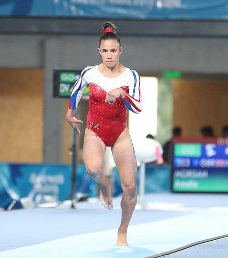 2018-10-08 Gymnastics at 2018 Summer Youth Olympics – Girls' Artistic Gymnastics – Vault qualification (Martin Rulsch) 405.jpg