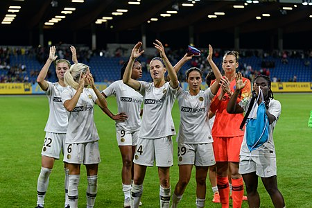 20180912 UEFA Women's Champions League 2019 SKN - PSG 850 5424.jpg