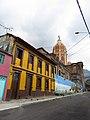 2018 Bogotá calle 1 D con carrera 7 Las Cruces.jpg
