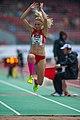 2018 DM Leichtathletik - Dreisprung Frauen - Stefanie Kuhl - by 2eight - DSC6627.jpg