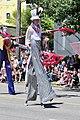 2018 Fremont Solstice Parade - 006-stilters (42513724745).jpg