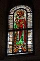 2019-01-27 Augsburg 080 Augsburger Dom, Prophetenfenster König David (47101333132).jpg