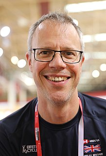 Paul Manning (cyclist) English cyclist